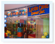 SM Megamall Little Ones Dental Clinic